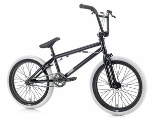 "SIBMX ""FS-1"" 2019 BMX Rad - Black/White"