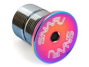 "SNAFU ""Fork Top"" Topbolt - Oil Slick"