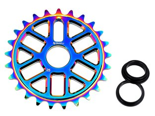 "SNAFU ""Ola"" Sprocket - Oil Slick"