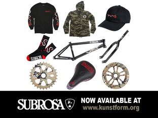Subrosa Bikes Soft & Hardgoods 2018 - Now available!