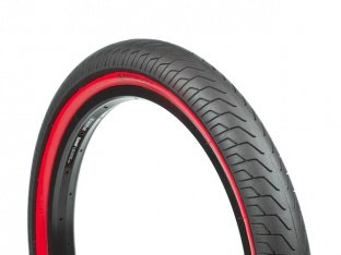 "SaltPlus ""Pitch Slick"" BMX Tire"
