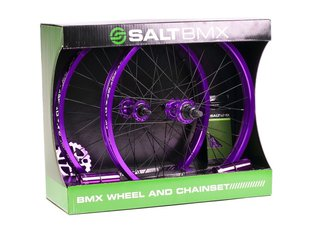 "Salt ""Valon Kit"" BMX Parts Set"