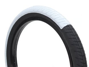 "SaltPlus ""Sting Split Color"" BMX Tire"
