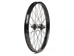 "SaltPlus ""Summit"" Front Wheel - Black"