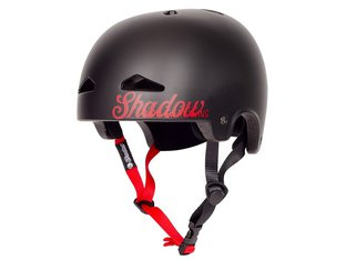 "Shadow X Big Boy ""Featherweight"" Helm - Matte Black"