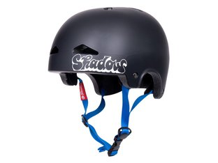"Shadow X Mark Burnett ""Featherweight"" Helm - Matte Black"