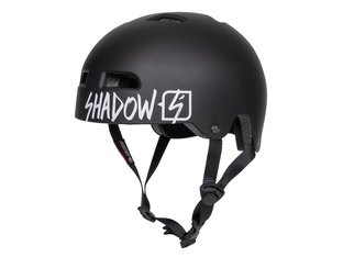 "Shadow X kunstform ""Collabo Classic"" Helmet - Matte Black"