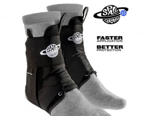 Space Brace 2.0 Ankle Braces (Pair)