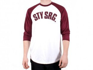 "Stay Strong ""Archie Raglan"" 3/4 Longsleeve"
