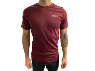 "Stay Strong ""Authentic Box"" T-Shirt - Maroon"