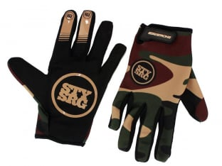 "Stay Strong ""Camo"" Handschuhe"
