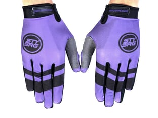 "Stay Strong ""Chevron"" Gloves - Purple"