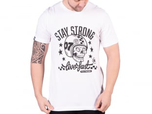 "Stay Strong ""Fast Skull"" T-Shirt"