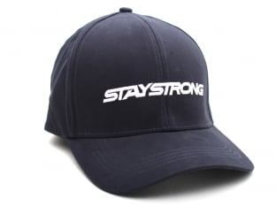 "Stay Strong ""Faster Flexfit"" Kappe - Navy"