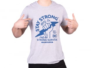 "Stay Strong ""Fist"" T-Shirt"