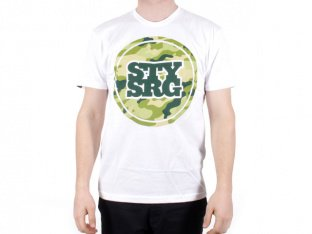 "Stay Strong ""Icon Camo"" T-Shirt"