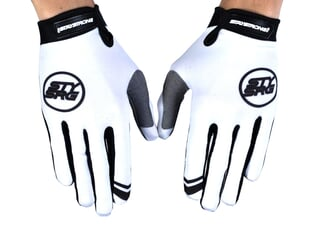"Stay Strong ""Staple"" Gloves - White"