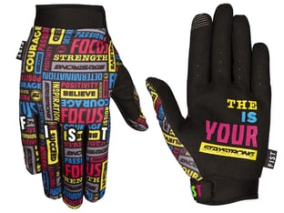 "Stay Strong X Fist Handwear ""Strength In Your Hands"" Gloves"