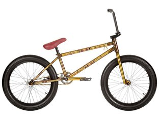 "Stereo Bikes ""Flash"" 2016 BMX Rad - Stone Temple Trans Brass"