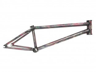 "Stranger ""Ballast LTD Tomorrow"" BMX Rahmen - Brakeless"