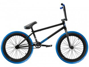 "Stranger ""Level"" 2017 BMX Bike - Black/Blue"