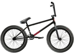 "Stranger ""Level"" 2017 BMX Rad - Matte Black"