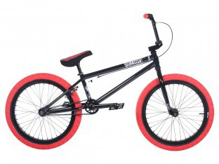 "Subrosa Bikes ""Altus"" 2018 BMX Bike - Gloss Black"