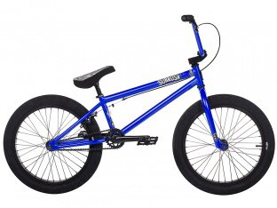 "Subrosa Bikes ""Altus"" 2018 BMX Rad - Satin Electric Blue"