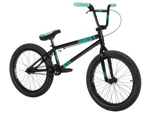 "Subrosa Bikes ""Altus"" 2019 BMX Bike - Gloss Black"