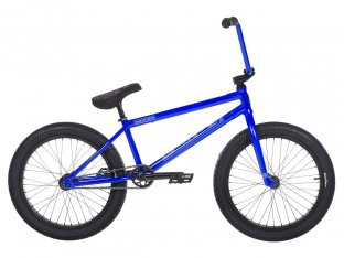 "Subrosa Bikes ""Arum"" 2018 BMX Rad - Gloss Electric Blue"