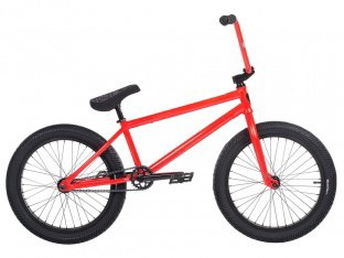 "Subrosa Bikes ""Arum"" 2018 BMX Rad - Gloss Fury Red"