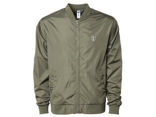 "Subrosa Bikes ""Bomber"" Windbreaker Jacket - Army-Green"