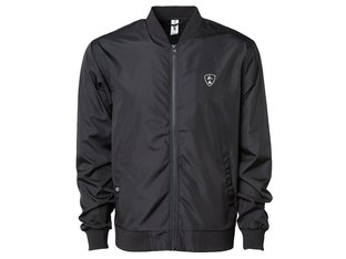 "Subrosa Bikes ""Bomber"" Windbreaker Jacket - Black"
