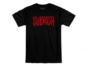 "Subrosa Bikes ""Carved"" T-Shirt - Black"