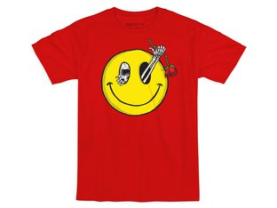 "Subrosa Bikes ""Evil Grin"" T-Shirt - Red"