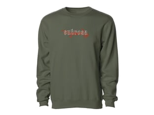 "Subrosa Bikes ""Knife Fight Crew"" Pullover - Army Green"