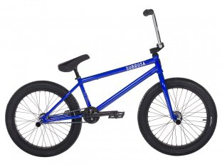 "Subrosa Bikes ""Letum"" 2018 BMX Bike - Gloss Blue 