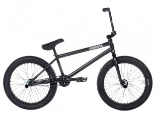"Subrosa Bikes ""Letum"" 2018 BMX Bike - Satin Black 