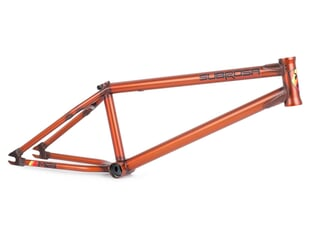 "Subrosa Bikes ""MR2"" BMX Rahmen - Matte Trans Orange"