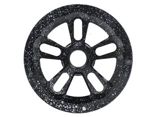 "Subrosa Bikes ""Magnum Bash 25T"" Sprocket - Gloss Cosmic Black"