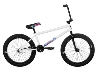 "Subrosa Bikes ""Novus Mark Burnett"" 2020 BMX Rad - White"