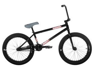 "Subrosa Bikes ""Novus Simone Barraco"" 2020 BMX Bike - Black"