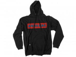 "Subrosa Bikes ""Olde English"" Hooded Pullover - Black"