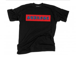 "Subrosa Bikes ""Olde English"" T-Shirt - Black"
