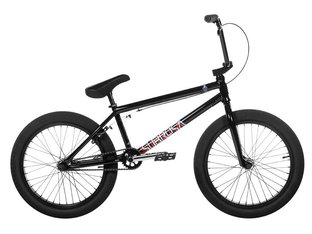 "Subrosa Bikes ""Salvador"" 2020 BMX Bike - Black"