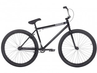 "Subrosa Bikes ""Salvador 26"" 2018 BMX Cruiser Bike - Gloss Black 