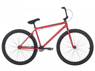 "Subrosa Bikes ""Salvador 26"" 2018 BMX Cruiser Bike - Satin Red Luster 