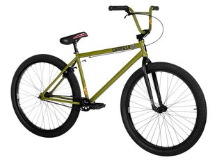 "Subrosa Bikes ""Salvador 26"" 2019 BMX Cruiser Bike - Satin Army Green 