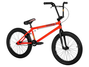 "Subrosa Bikes ""Salvador FC"" 2019 BMX Bike - Satin Fury Red 