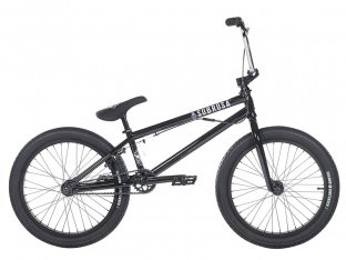 "Subrosa Bikes ""Salvador Park"" 2018 BMX Bike - Gloss Black"